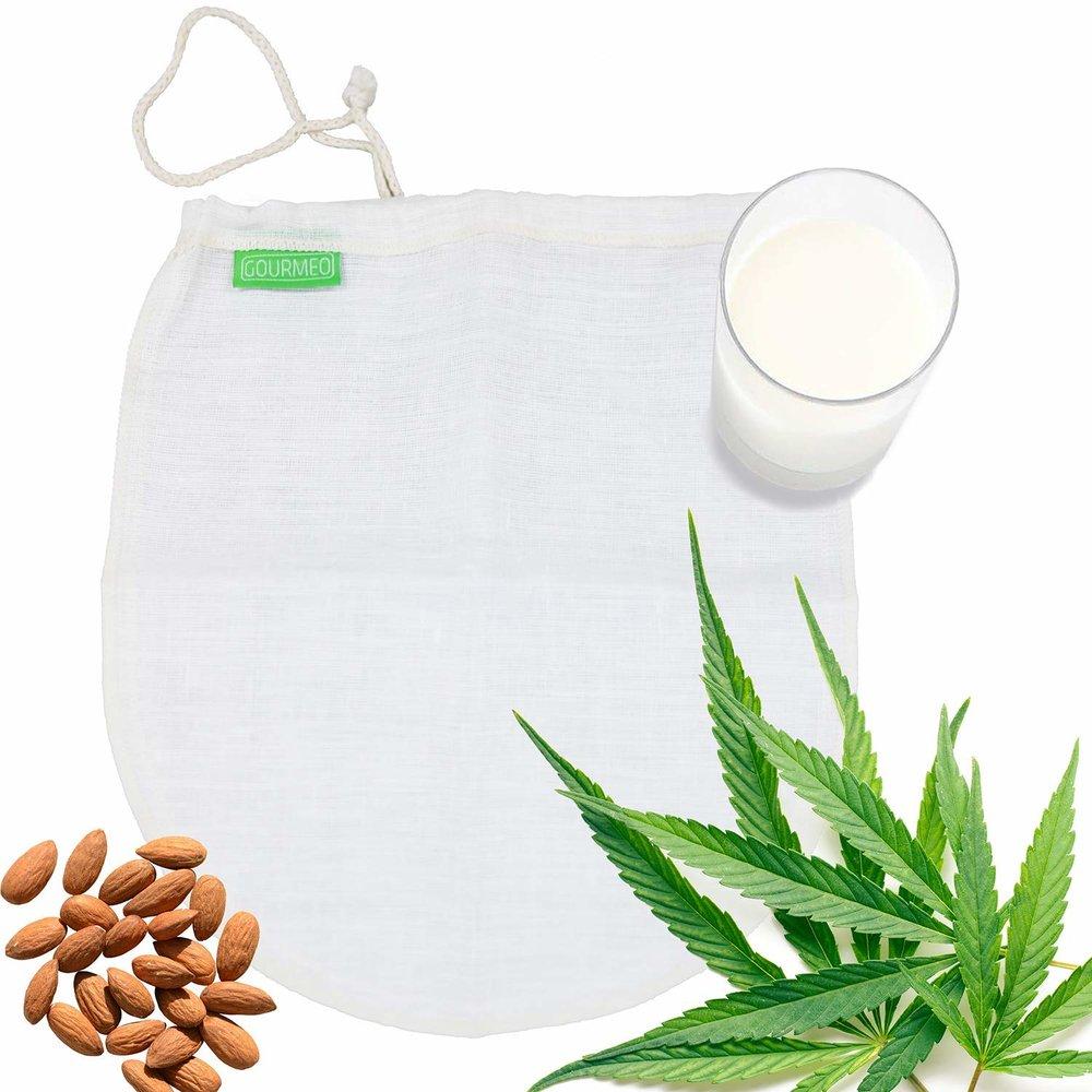Hemp Nut Mil Bag