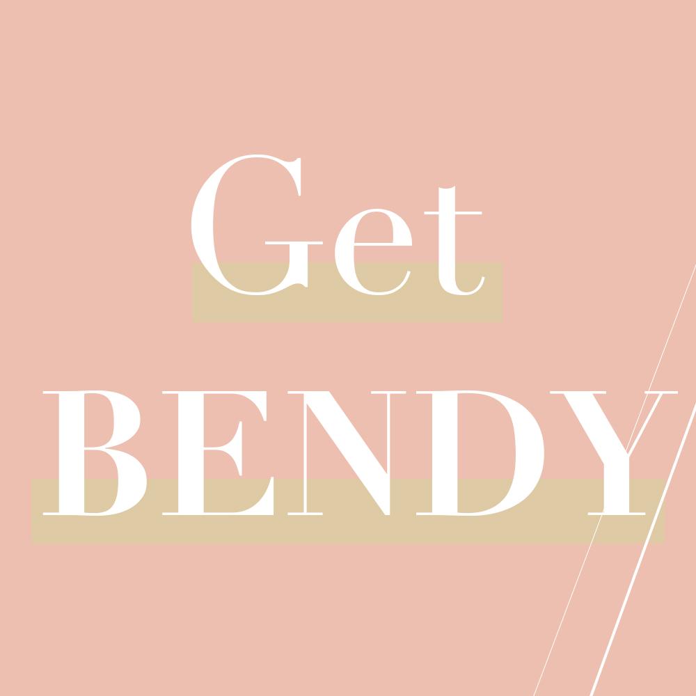 Get BENDY