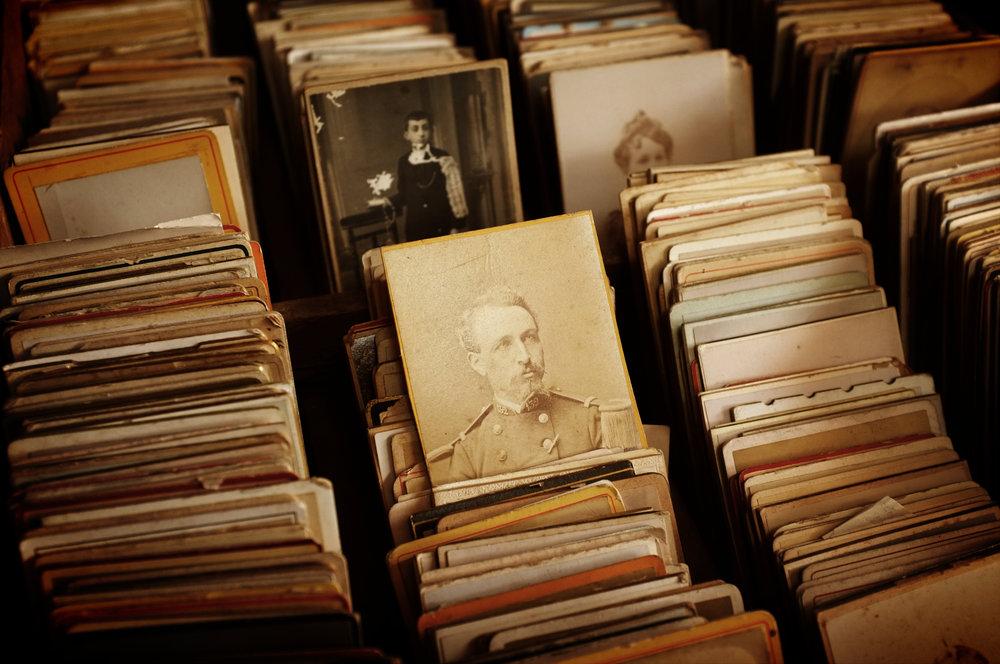 Biografie- und Erinnerungsarbeit