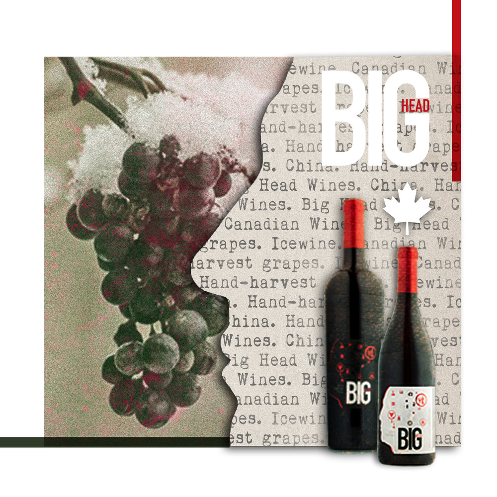 "- ""We're trying to figure out our place in the world,""Jakub Lipinski, Big Head Wines"