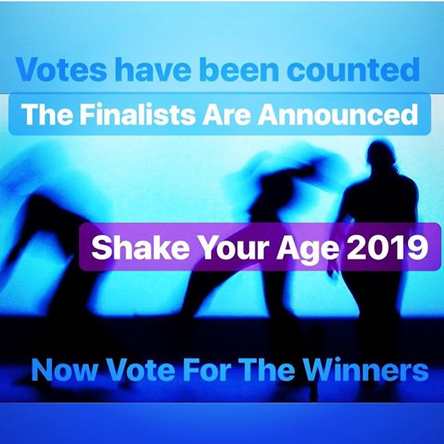 What an honour to be selected for the Shake your Age Awards 2019!! Thank you to everyone who voted cause........ WE'VE MADE IT TO THE FINAL VOTING STAGE! Wow! If you love what we're doing and think it deserves recognition then please click the link and vote for us! Thanks. ⬇️⬇️⬇️ https://www.theexperienceevent.co.uk/