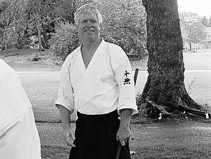 Aikibojitsu Founder, John Thomas Read