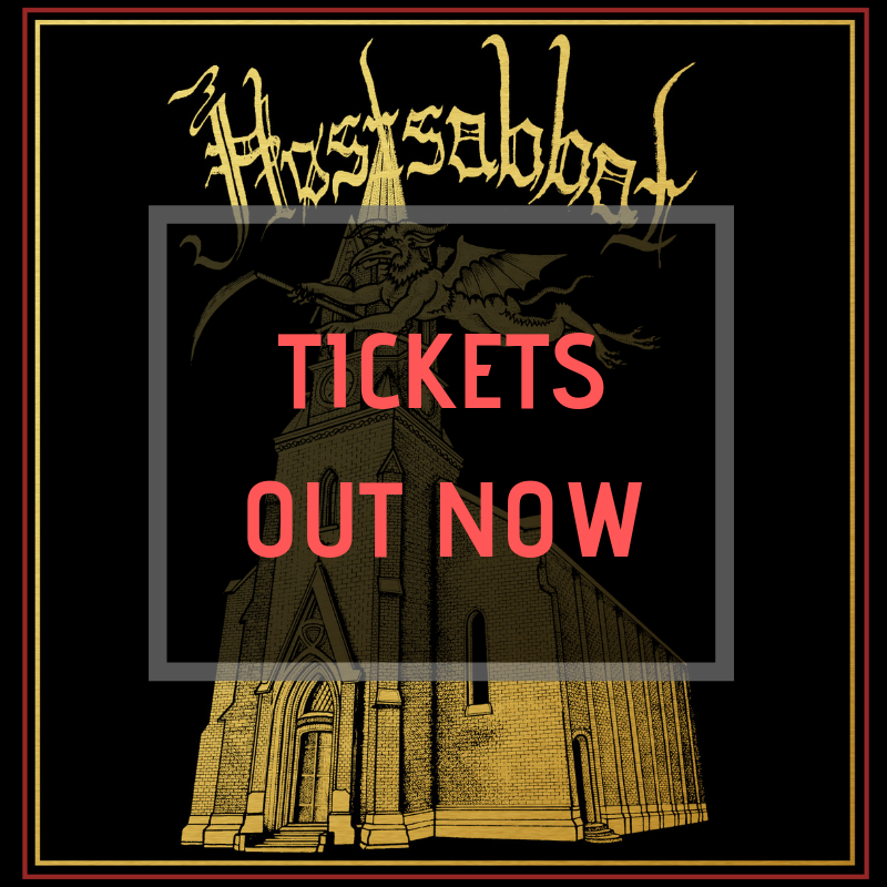 Høstsabbat tickets out now