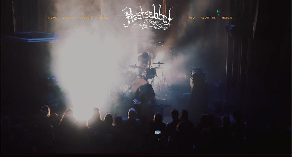 Høstsabbat home page