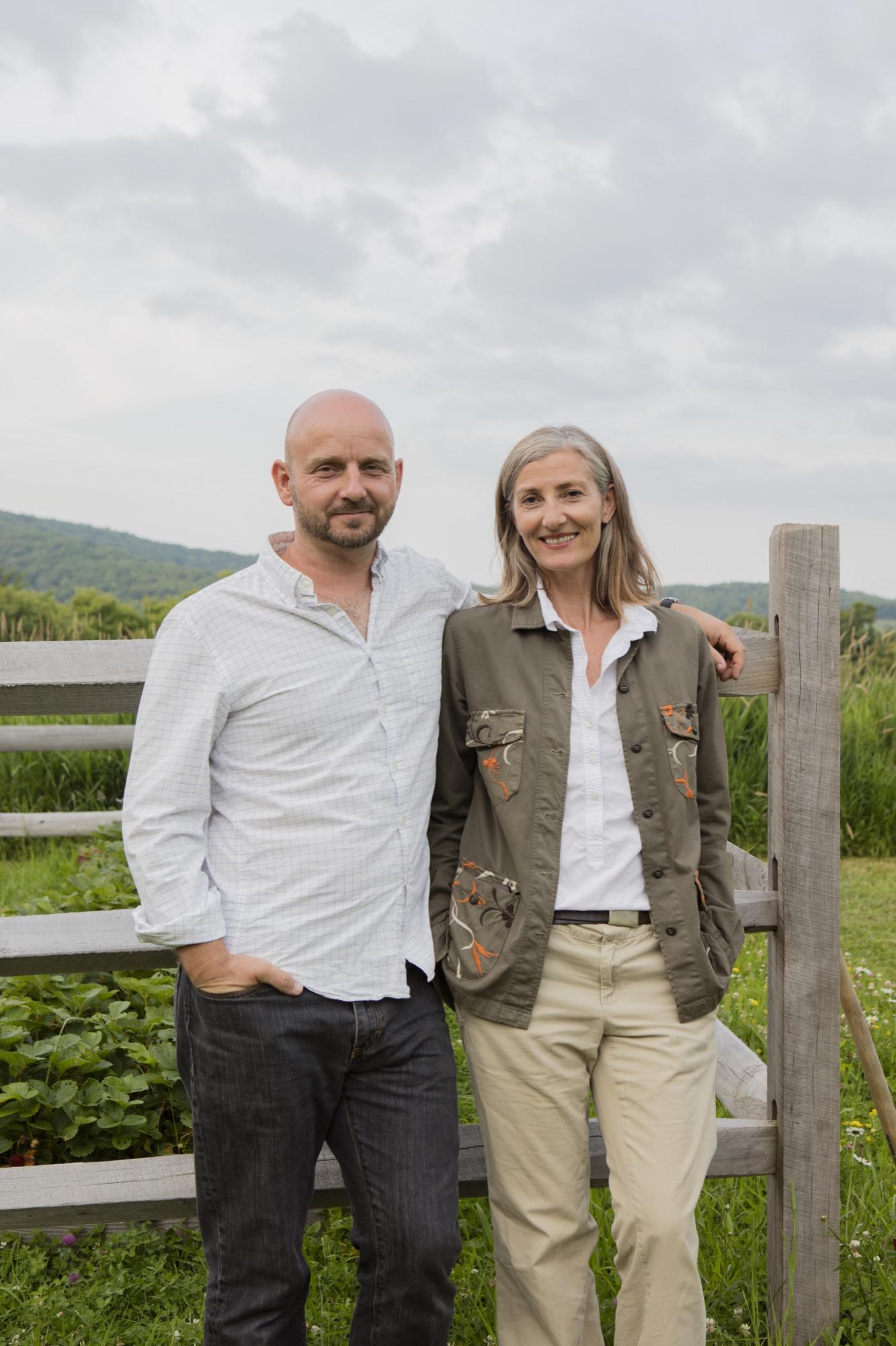 Jeanette Bronée and Torkil Stavdal / Photo by Torkil Stavdal