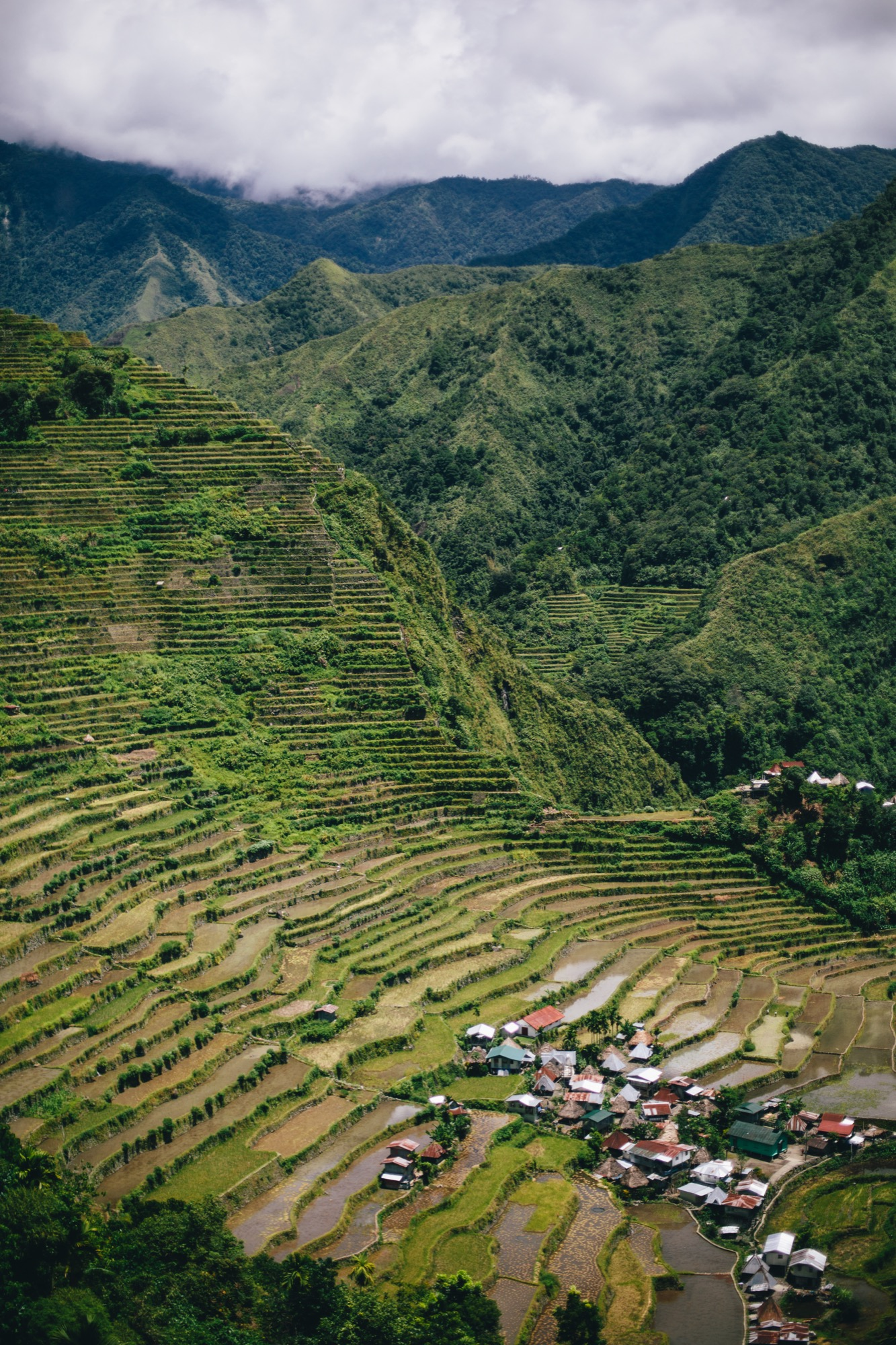 Banaue Rice Terraces, Philippines / Photo by Chimera Rene Singer