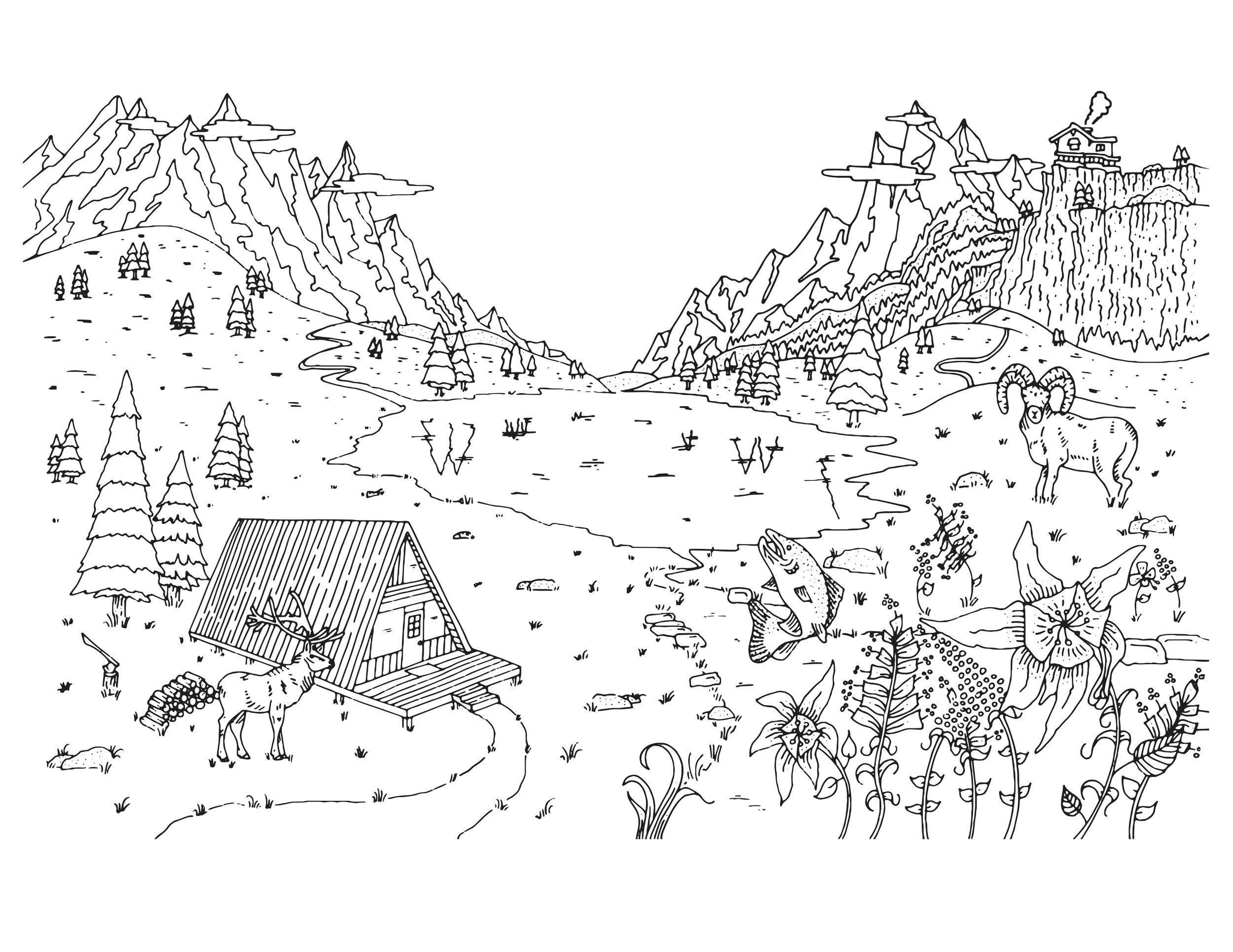 Illustration by Benten Woodring