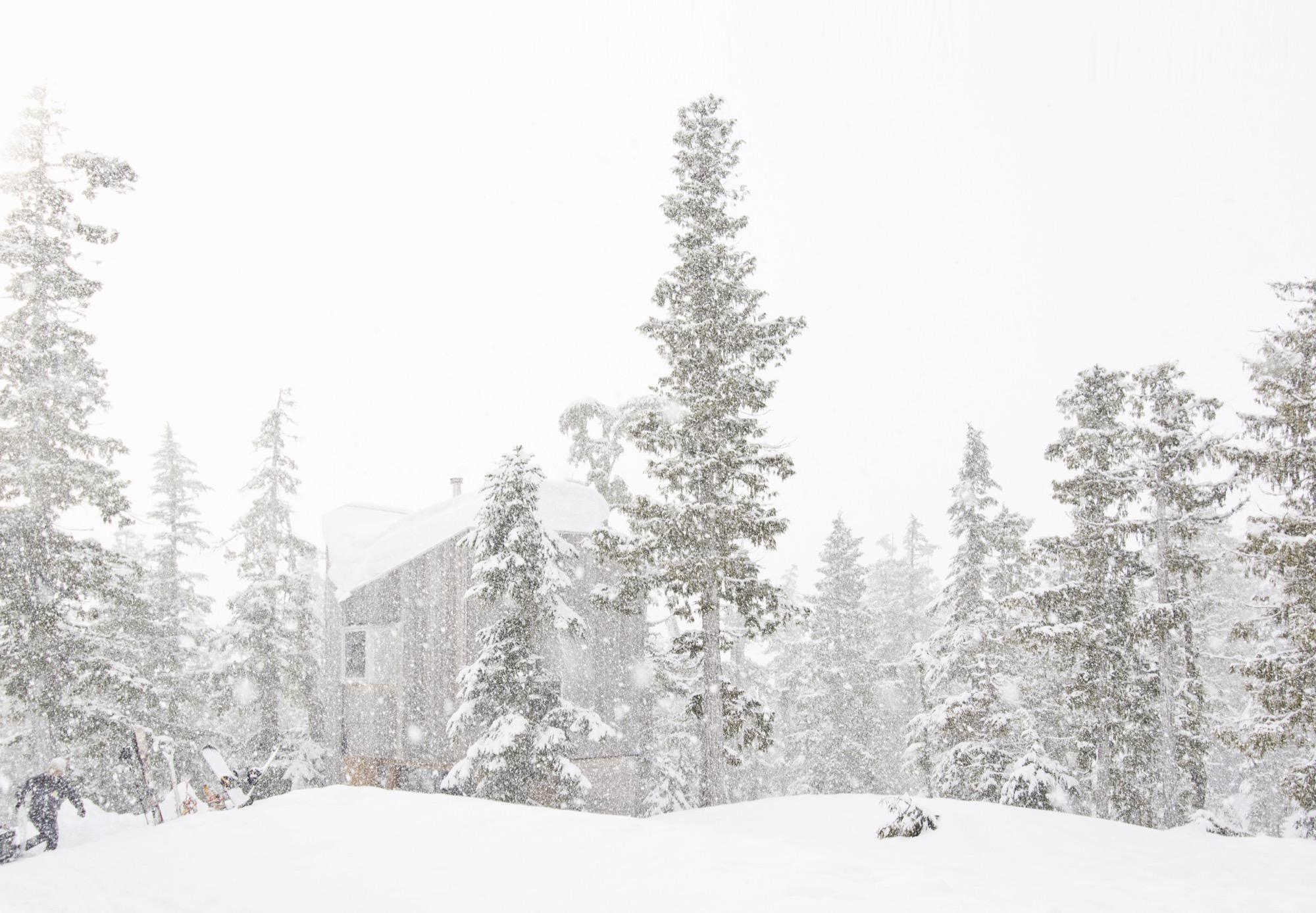 Scott and Scott Architects Alpine Cabin-Powder