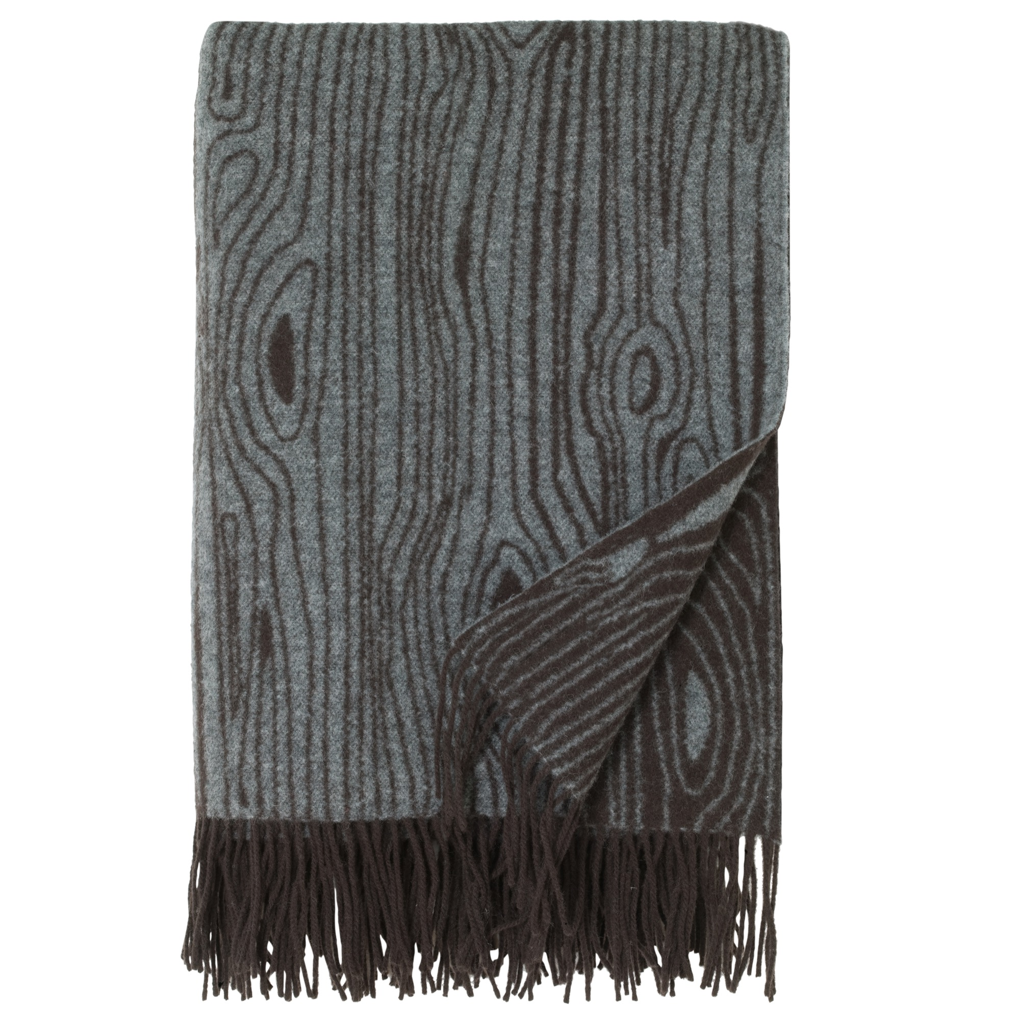 Woolywood throw by Donna Wilson