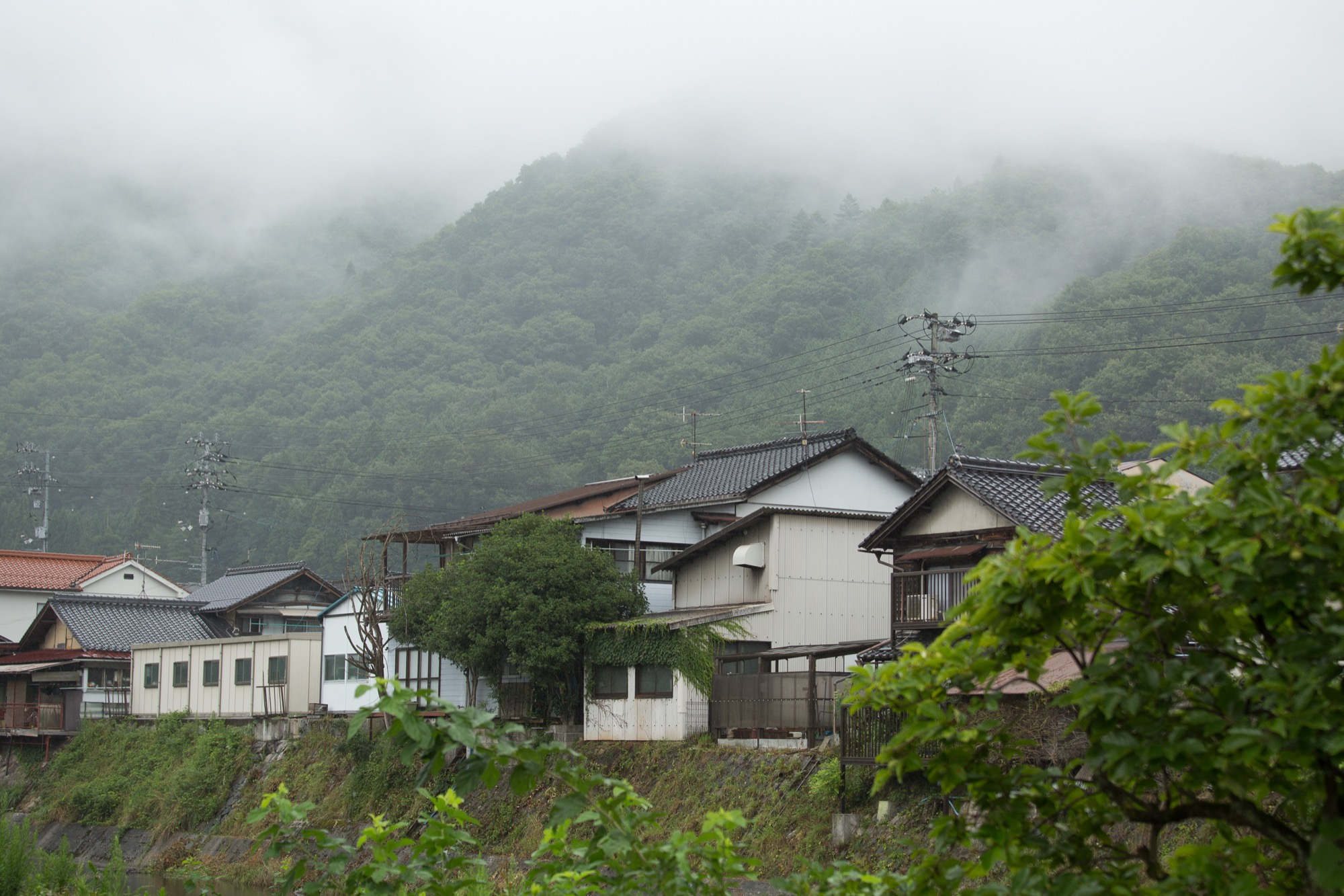Niima, where Takeda's workshop is located / Photo by Max Hodges