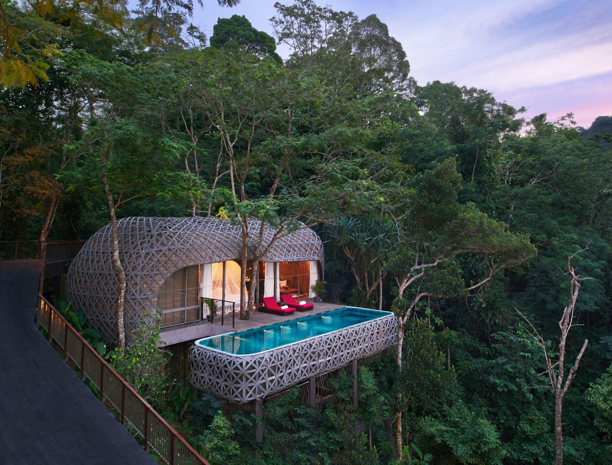 Bird's Nest Villa