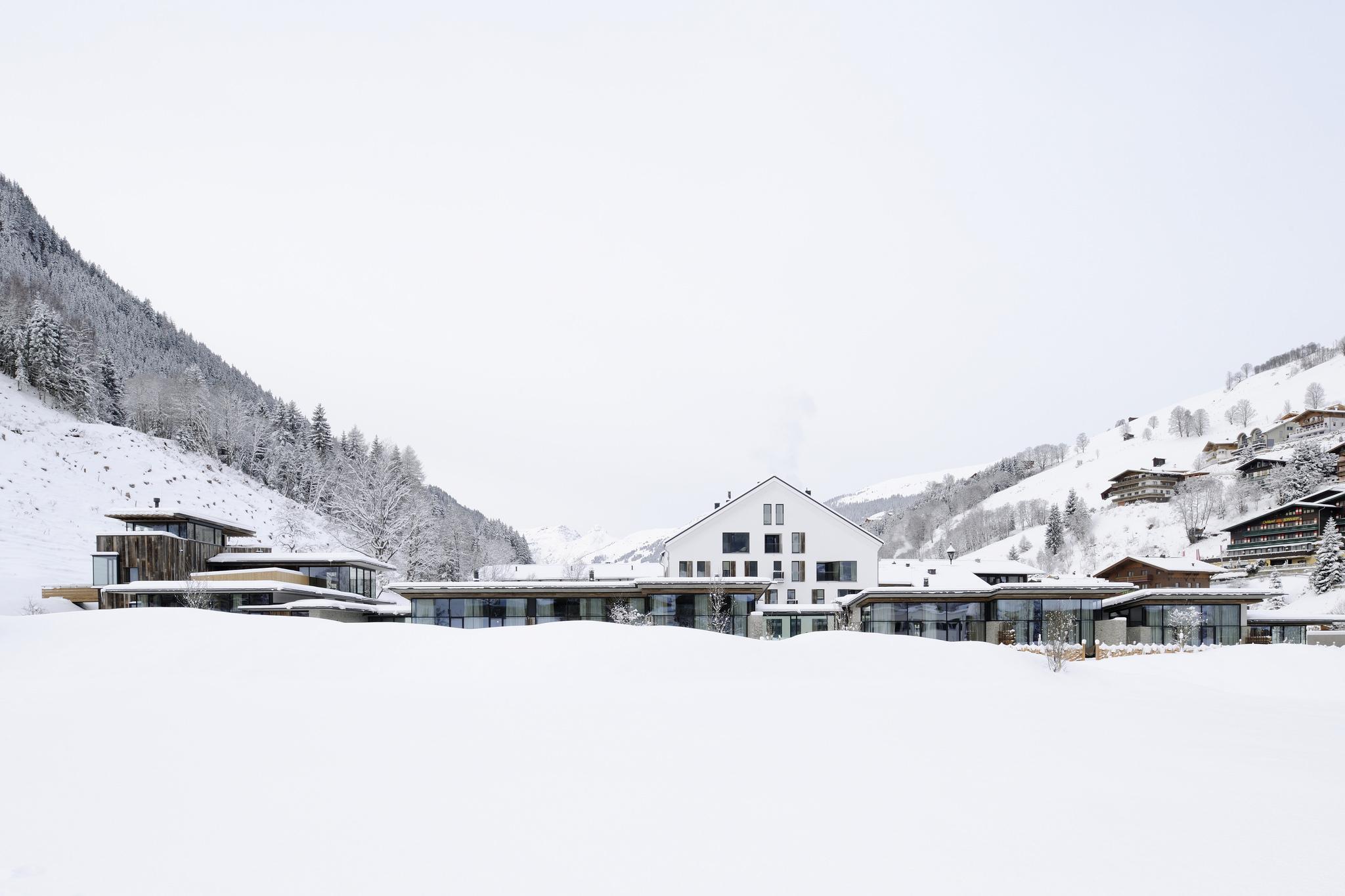 Hotel Wiesergut / Saalbach Hinterglemm, Austria