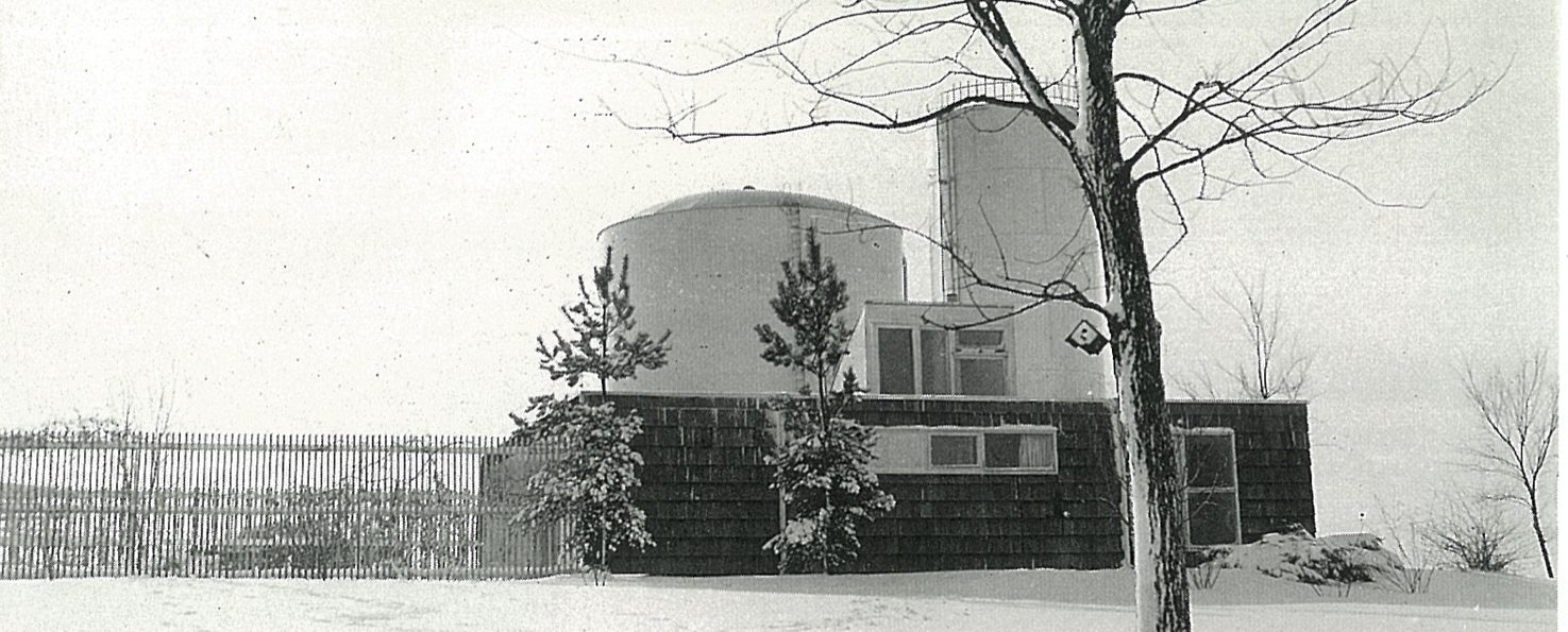 The Water Tower House by Harry Weese