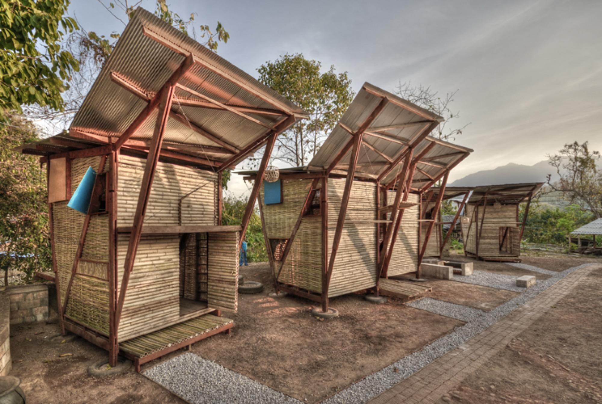 Soe Ker Tie House in Thailand / Photo by Pasi Aalto / Tyin Tegnestue