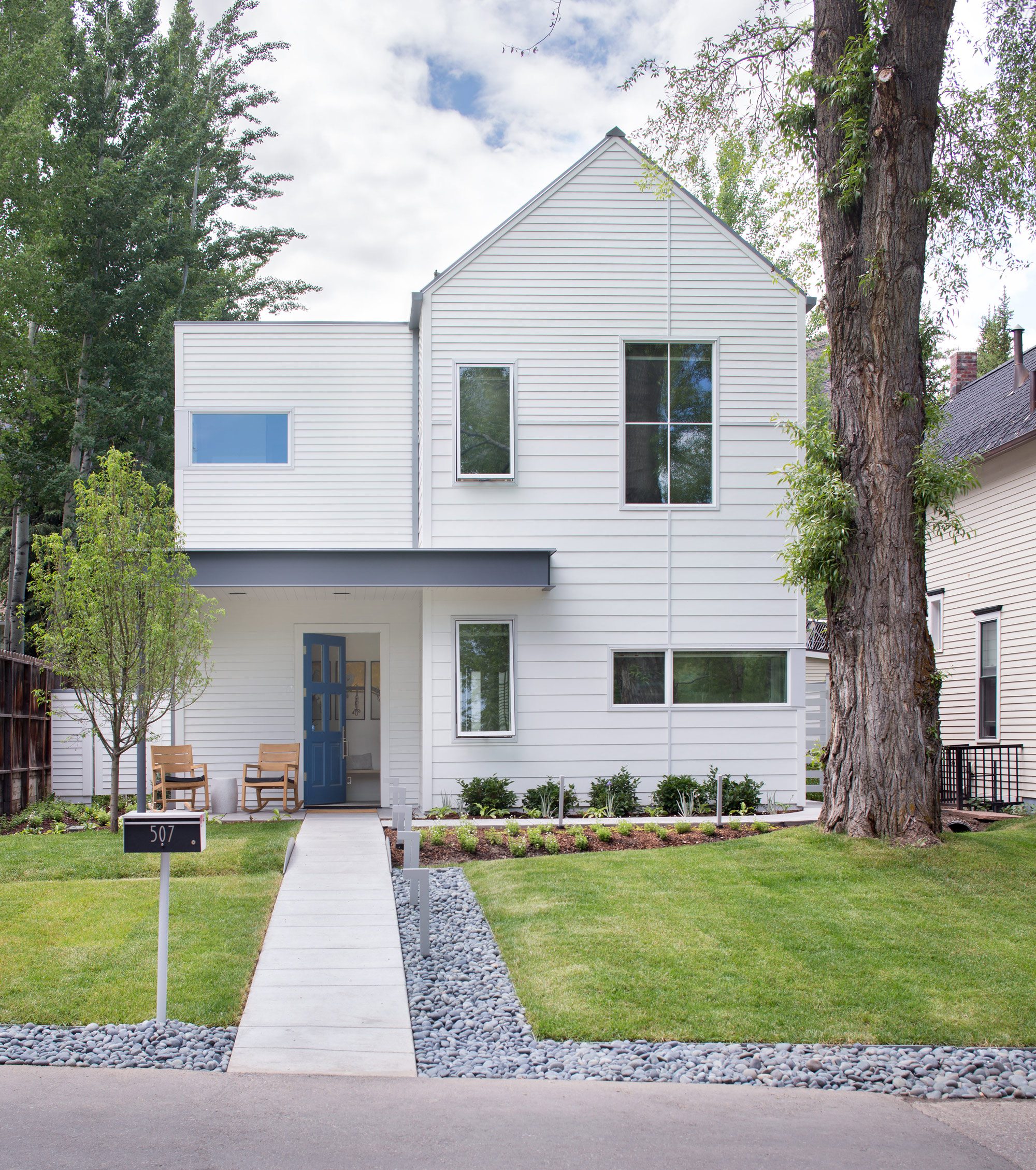 Aspen home by rowland + broughton