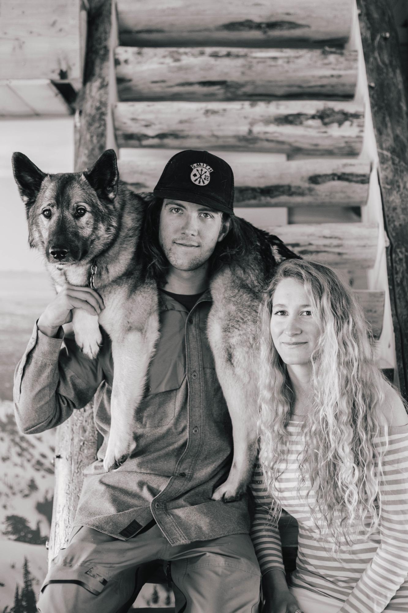 Zach and Cindi Lou Grant / Photo by Kate Osborne