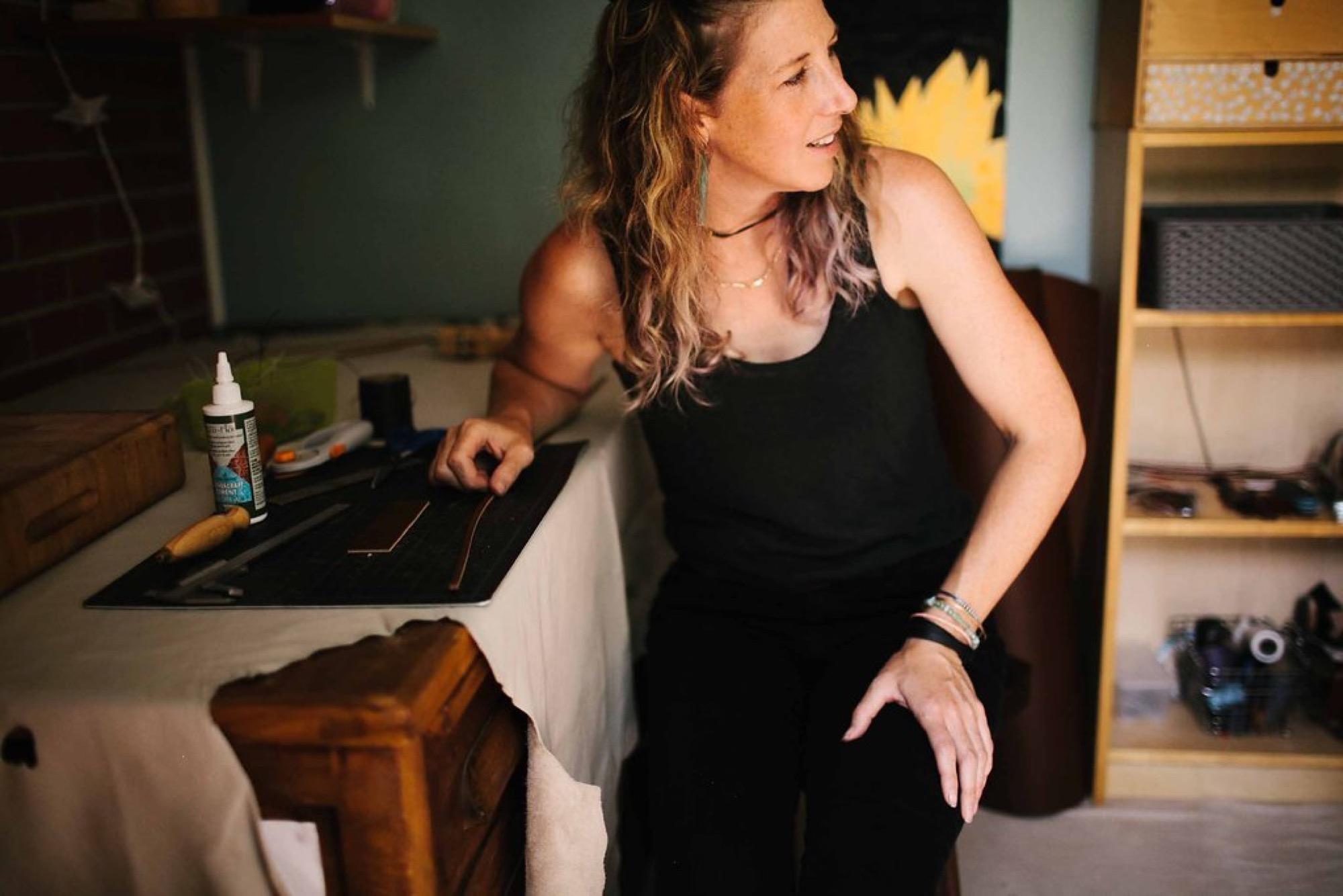 Boulder designer Alexa Allen