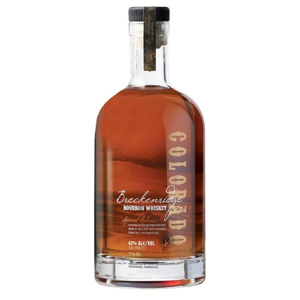 Breckenridge Distillery Whiskey