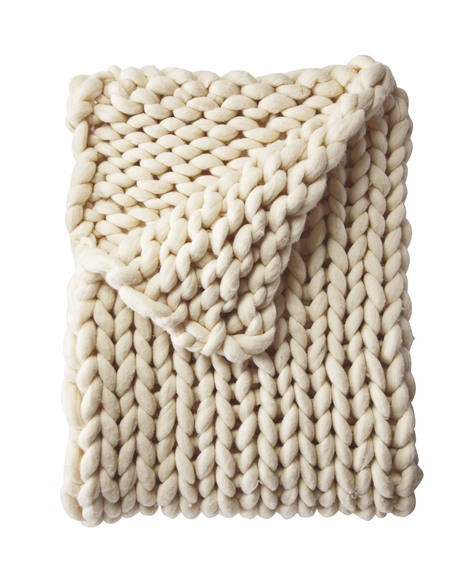 Henley Wool Throw by Serena & Lily