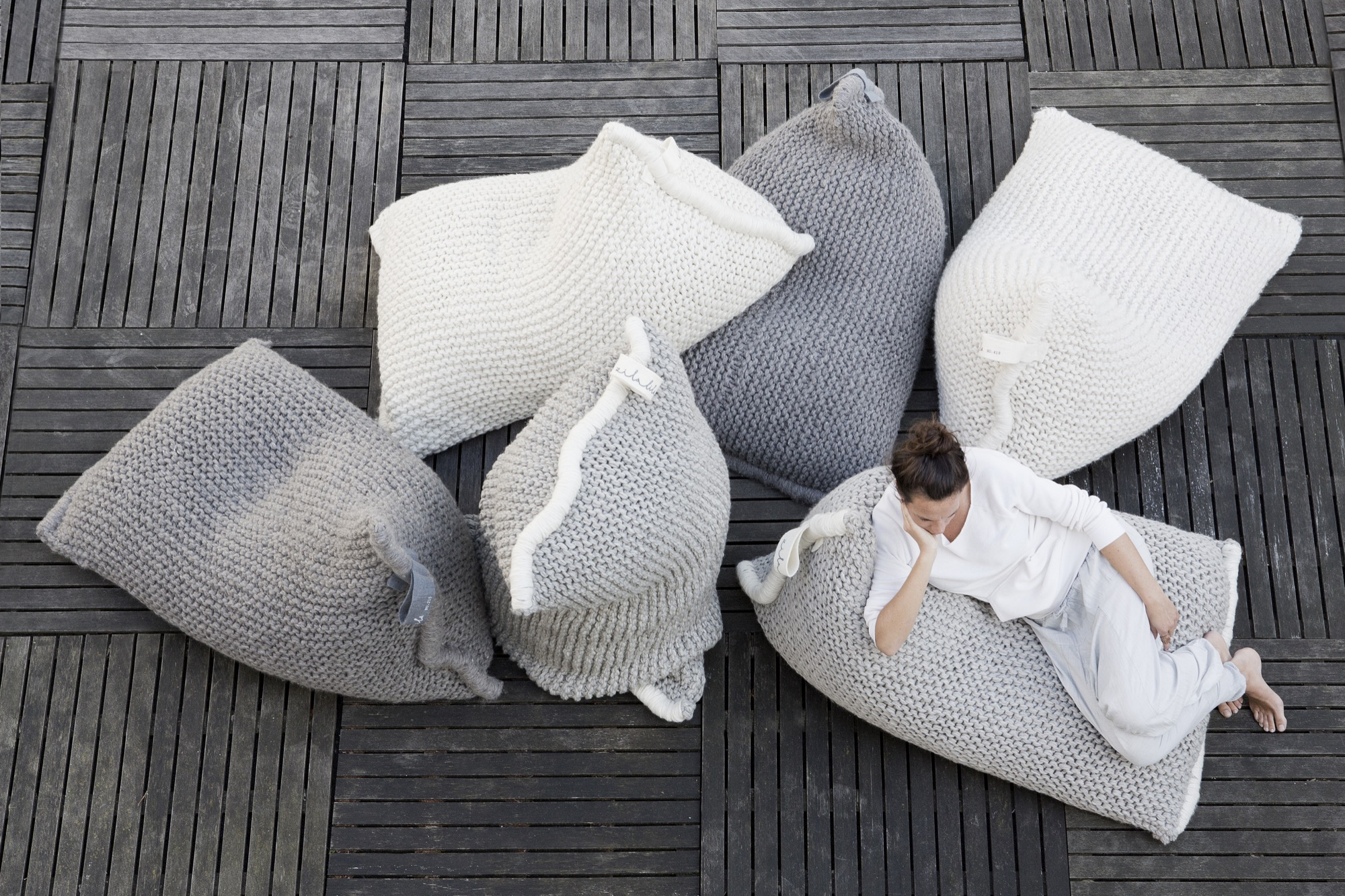 Nest Bean Bags by Zilalila