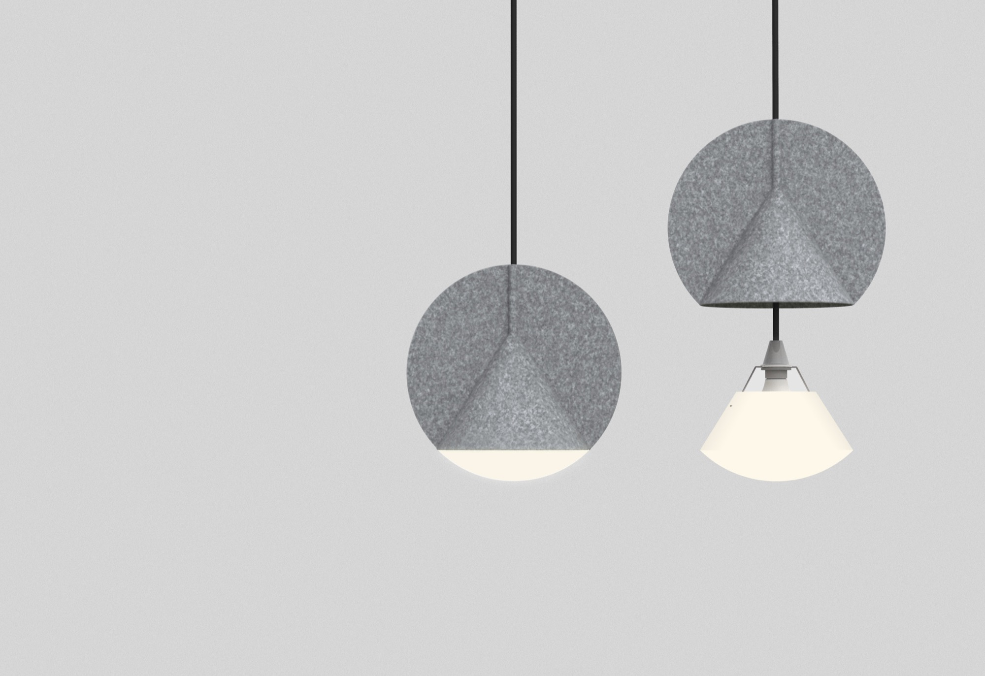 Stamp lamp by OutofStock