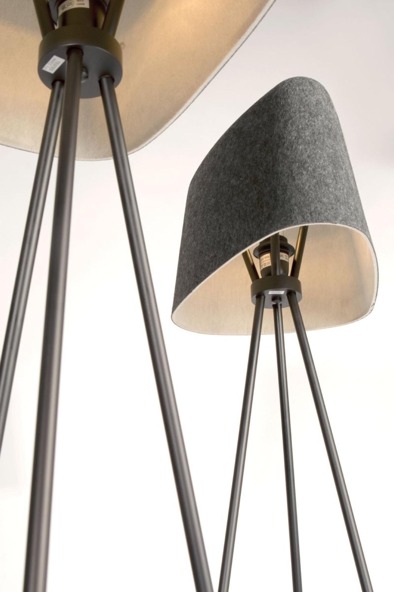 Felt Standing Lamp by Tom Dixon