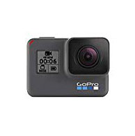 GoPro Hero 6 Black - When I first started traveling and jumping into photography, this is the camera I started out with because it's just about as travel-sized as you can get. I still love GoPros for anything underwater, time lapses, slow motion and just capturing video in general. They're also great for 'trap' photography, meaning you can set it up to shoot continuously so you can enjoy an activity with the camera running, then go back later to check out your shots.