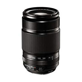 Fujinon XF 55-200mm F 3.5-4.8 - This lense is a new addition to my collection. It has optical image stabilization which helps capture sharper images at lower shutter speeds. I use this lens for distant subjects that I want to zoom in on.