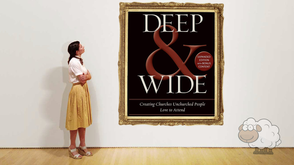 Andy Stanley.   Deep and Wide: Creating Churches Unchurched People Love to Attend   .  Grand Rapids, MI: Zondervan, 2016, 400 pp. $25.95.