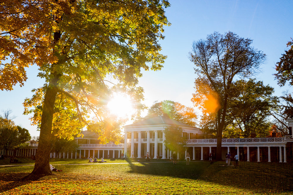 University of Virginia Admissions