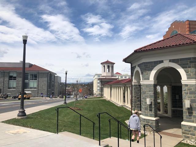 JMU Streets Northern Virginia College Admissions