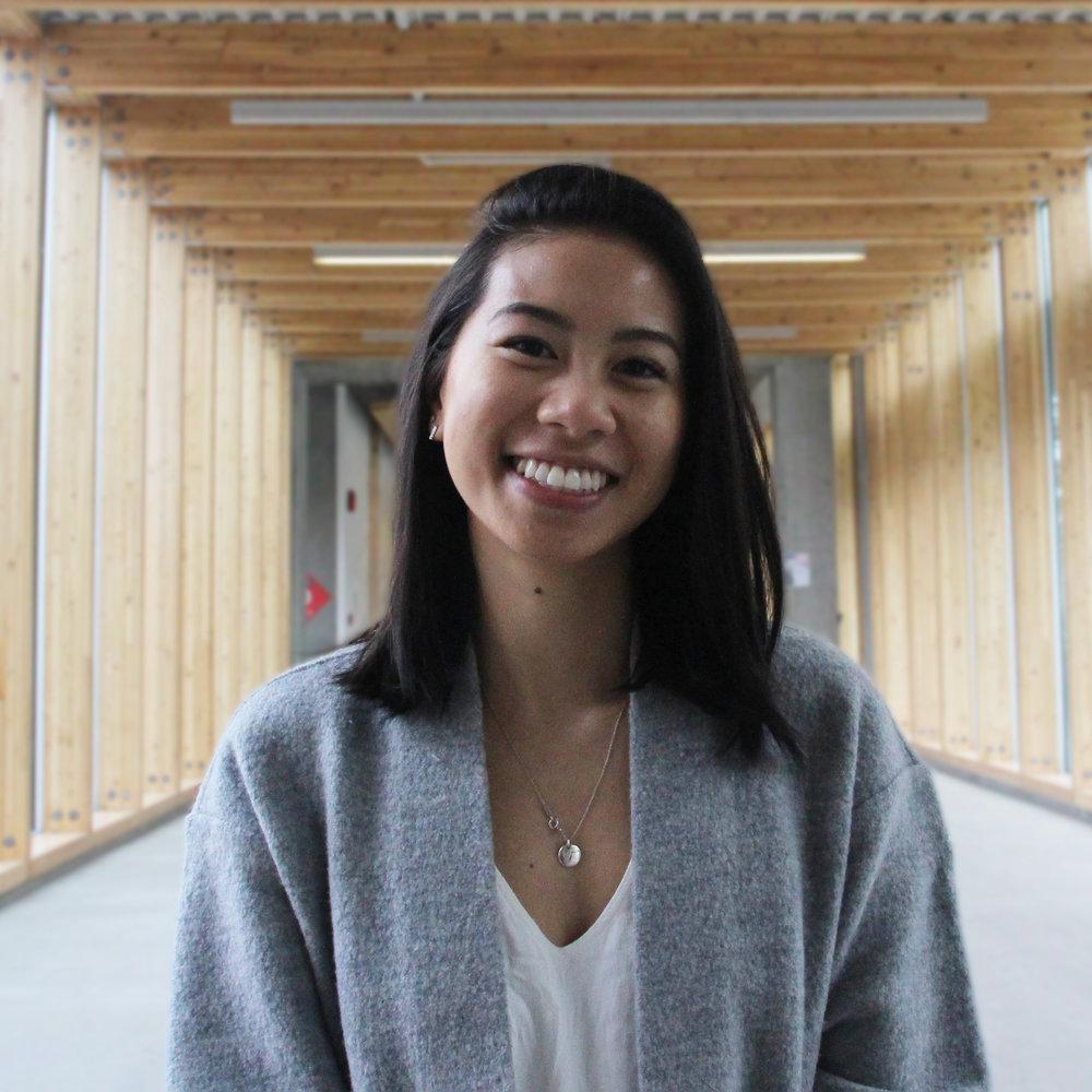 Tianna Tso - Director of Marketing