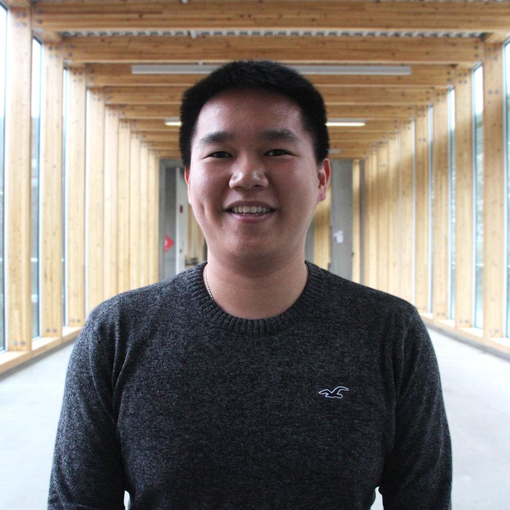Zhi Yuh Ou Yang - Workshop Coordinator