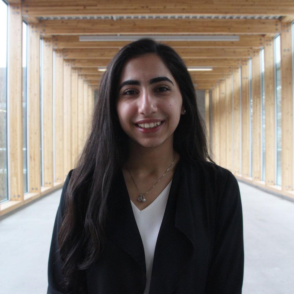 Maryam Labani - Volunteer Coordinator