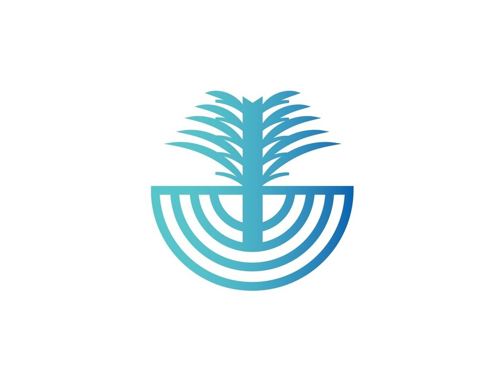 "Cultivating growth and success through traditional roots. - Rishon Global connects young Jewish entrepreneurs with angel investors to accelerate their business ventures. The concept of the historical Judean date palm tree represents ""young Jewish spiritual entrepreneurs who are nurturing the seedlings of Jewish life to again blossom through the broken cracks of locations around the world that were once vibrant"". Through this idea, Rishon aimed to refresh their visual identity and logo while remaining rooted in their traditional values.The new logo and identity were developed to retain their core sense of identity, while also appealing to the younger, sophisticated audience of rising entrepreneurs with which Rishon connects. Do you dare to go global?"