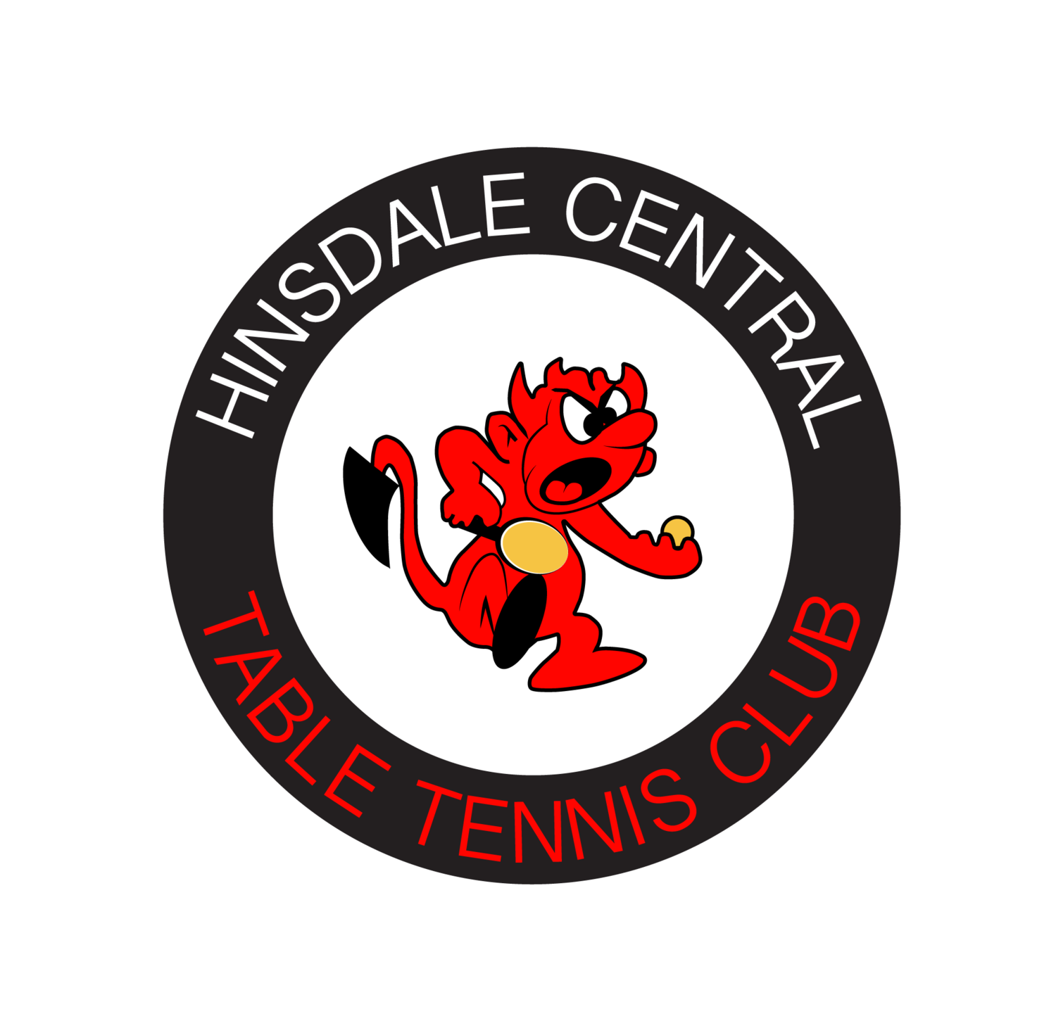 HINSDALE CENTRAL TABLE TENNIS