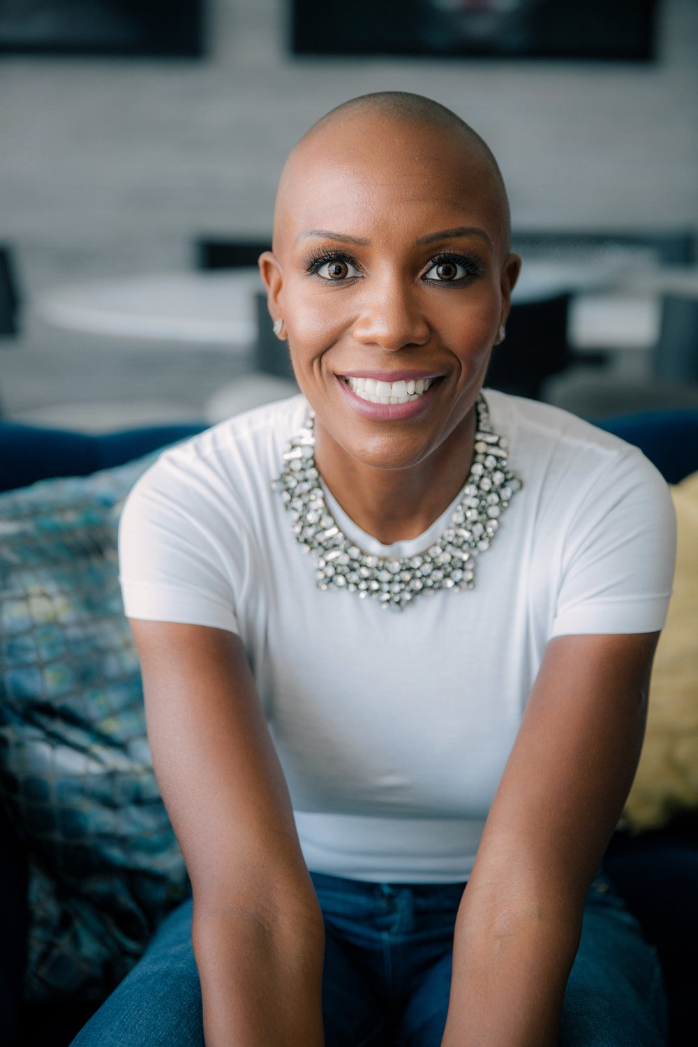 Keisha Smith-Jeremie, Chief People Officer, Tory Burch