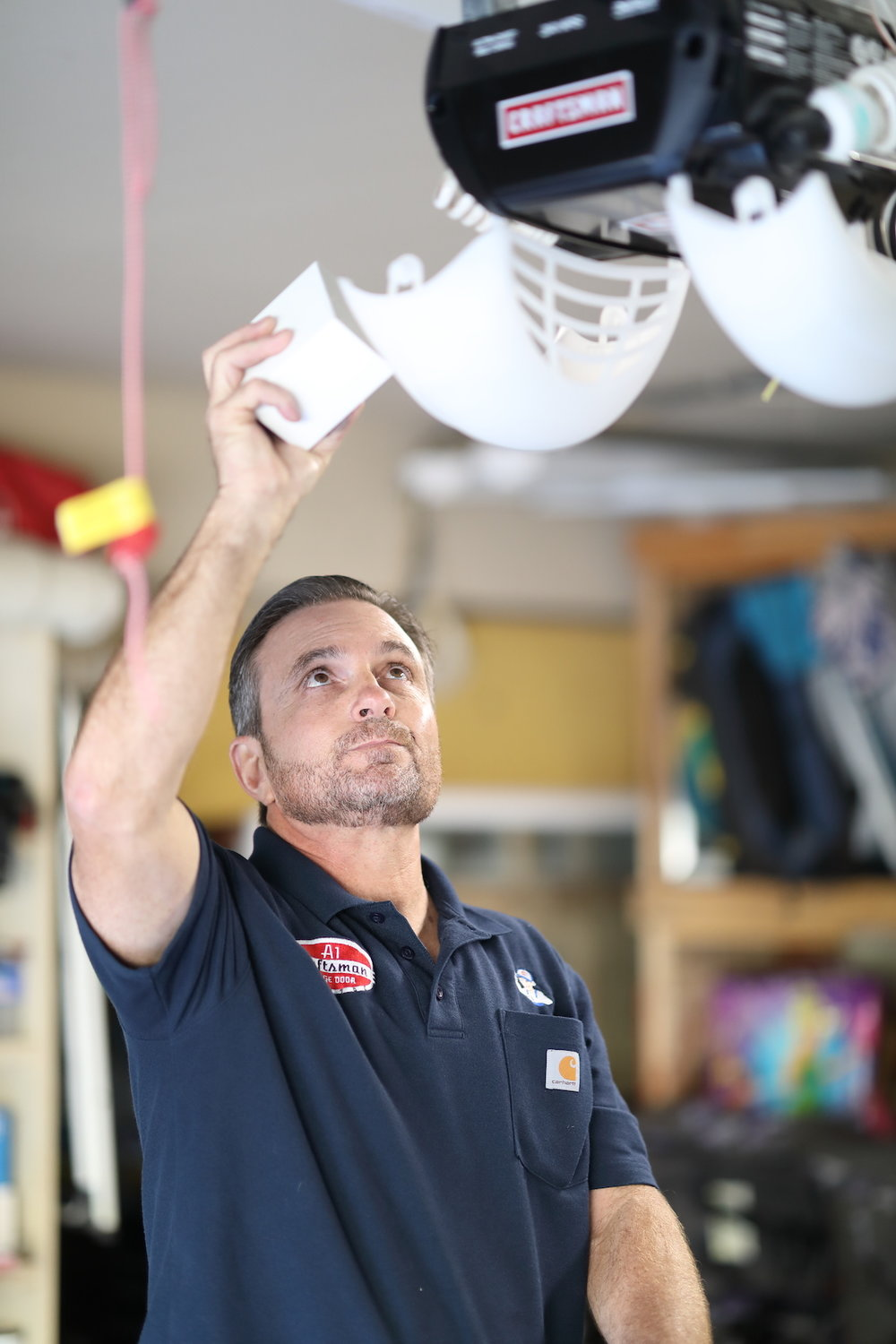 About Us - A1 Craftsman Garage Door Service takes professionalism, experience, and customer service to the next level. We have over 15 years of experience in installing and repairing residential garage doors and opener systems in the Greater Sacramento, Solano County, and Contra Costa County areas.We install and repair garage doors and garage door openers, fix broken springs, offer spring adjustments, repair accident damage and track problems. Our professional technicians provide Smart options and emergency service. We offer quality workmanship and service for all your garage door needs.Greater Sacramento, Solano County, and Contra Costa County have never been in such capable hands when it comes to garage doors. With repairs and services of all makes and models, our team is the top choice. We guarantee customer satisfaction by getting the job done quickly and effectively.See what sets us apart from the rest by reaching out to us today. We look forward to serving you!
