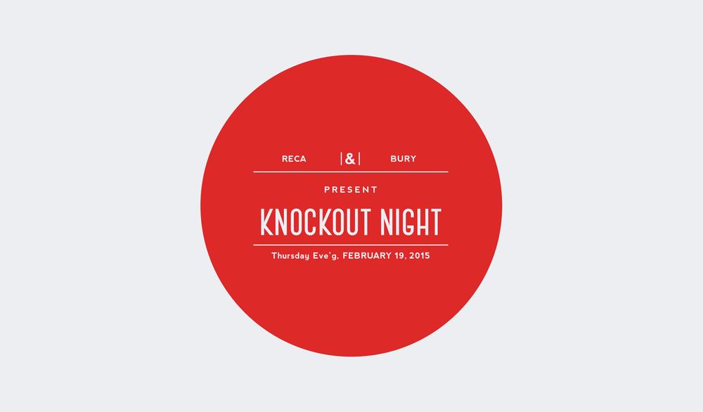 Knockout Night