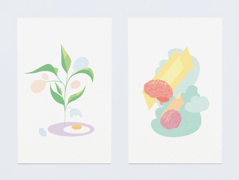 Eggplant & Brainstorm