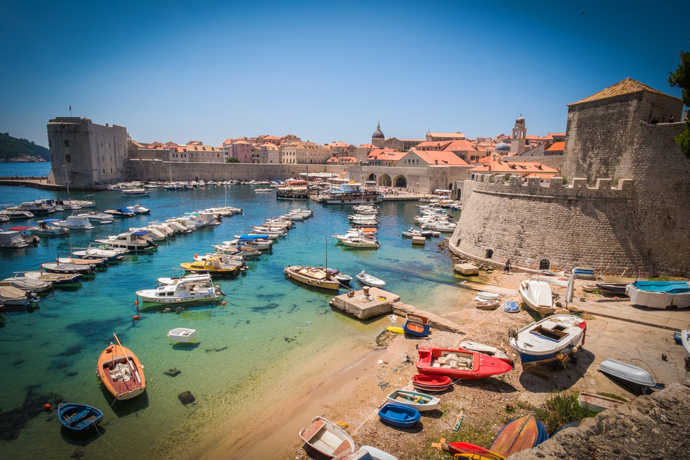 On Day 7, we'll be in Dubrovnik… - Will you join us?
