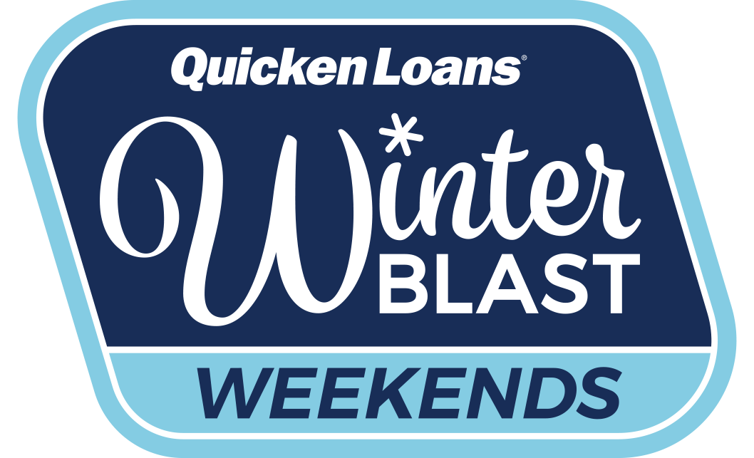Quicken Loans Winter Blast Weekends