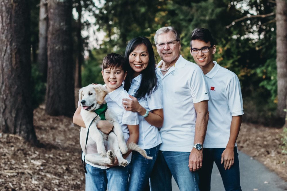 Leviet Family - Orchard Park, OR
