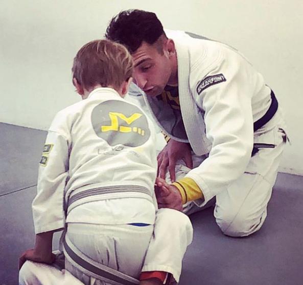 Kids Brazilian Jiu Jitsu for ages 2 - 14