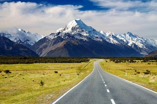Mt Cook Tours -