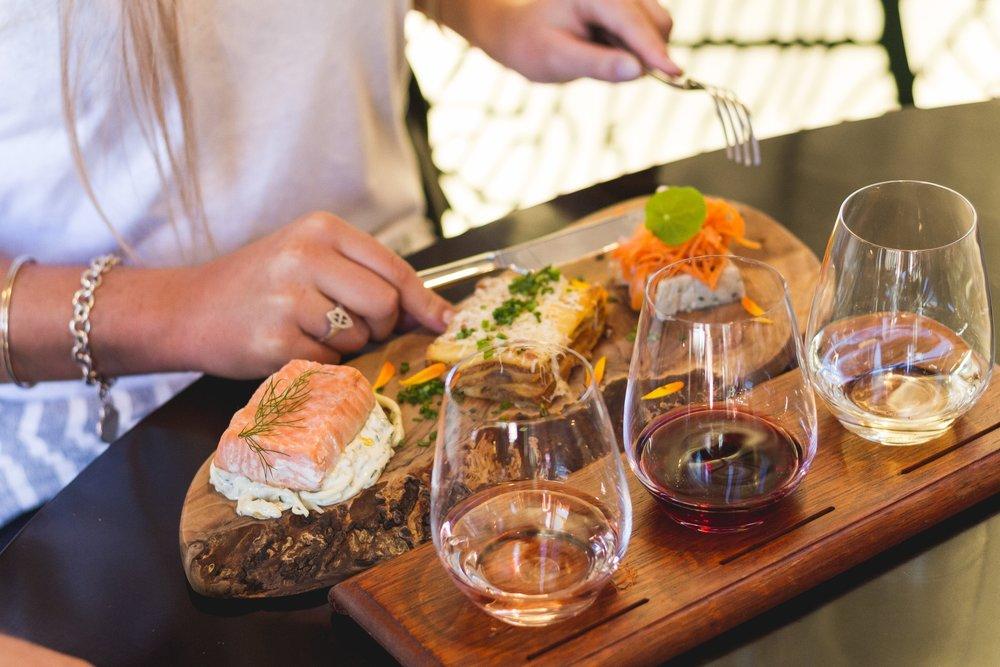 Food & Wine Tour -