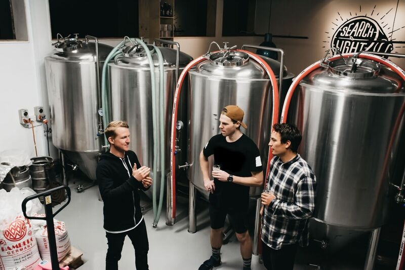 Craft Beer Tours -
