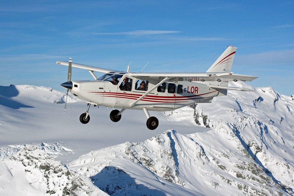 Queenstown Scenic Flights -