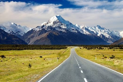 Mt Cook by Road Tour -