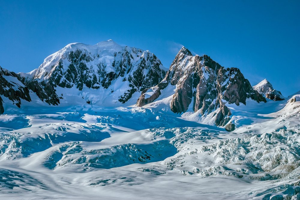 Mt Cook by Air Tour -